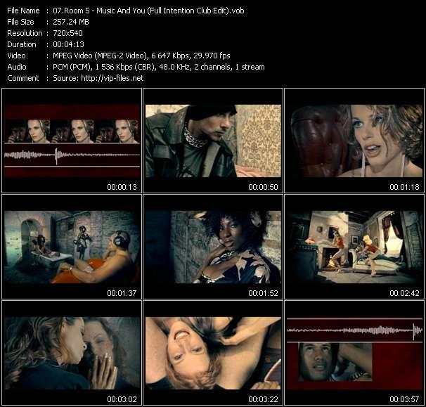 Room 5 video screenshot