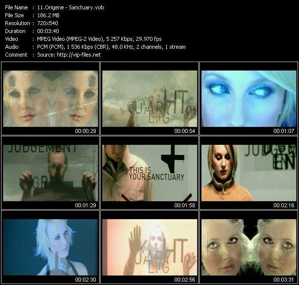 Origene video screenshot