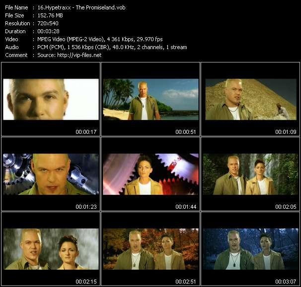 Hypetraxx video screenshot