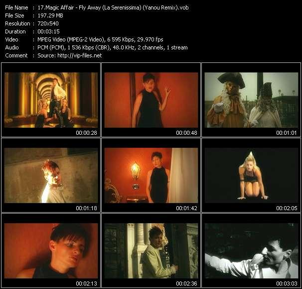 Magic Affair video screenshot