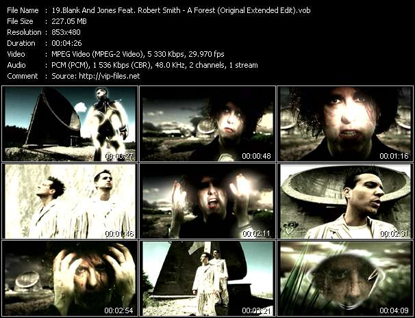 Blank And Jones Feat. Robert Smith video screenshot