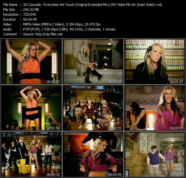 Cascada video screenshot