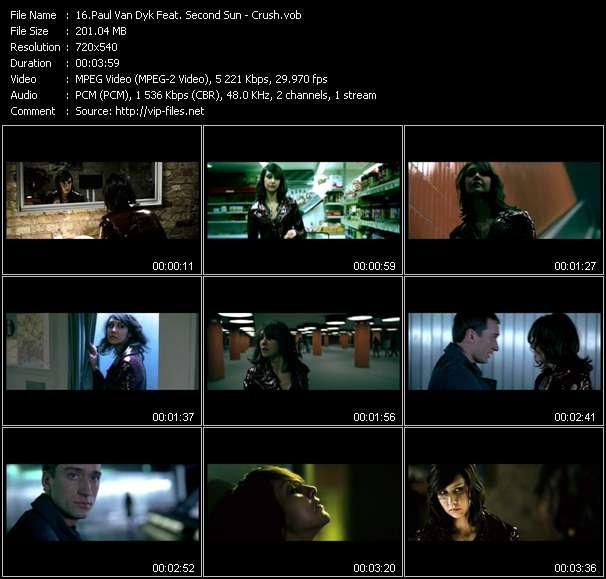 Paul Van Dyk Feat. Second Sun video screenshot