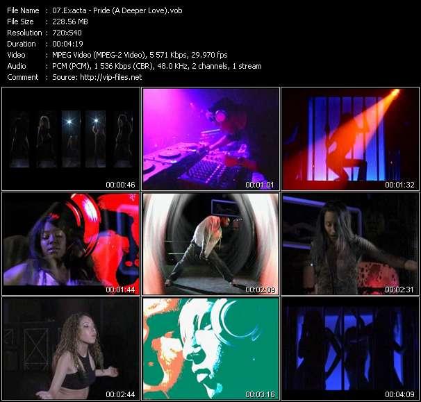 video Pride (A Deeper Love) screen