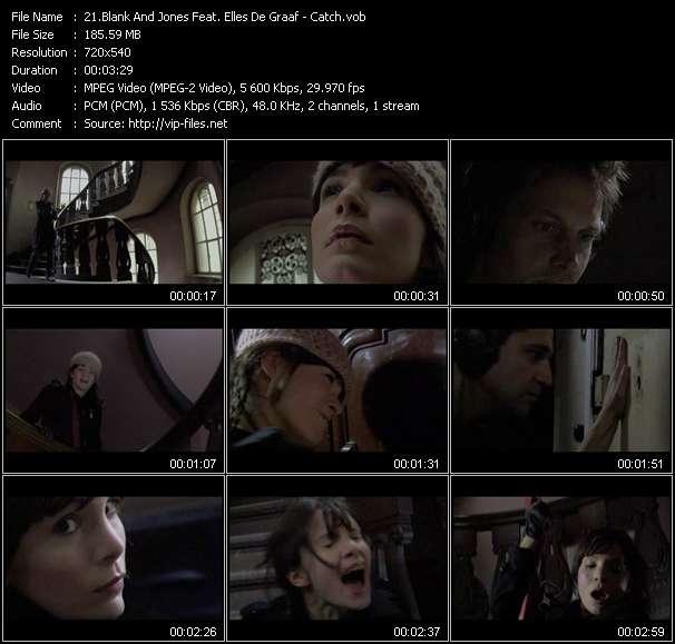 video Catch screen