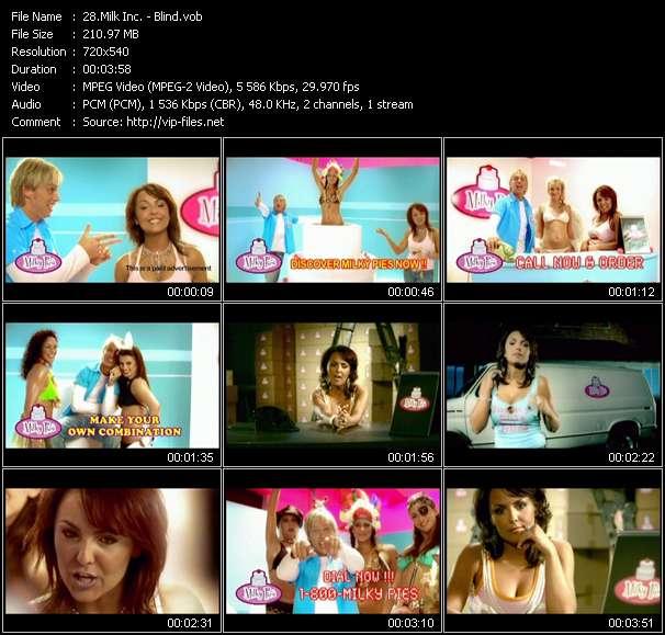 Milk Inc. video screenshot