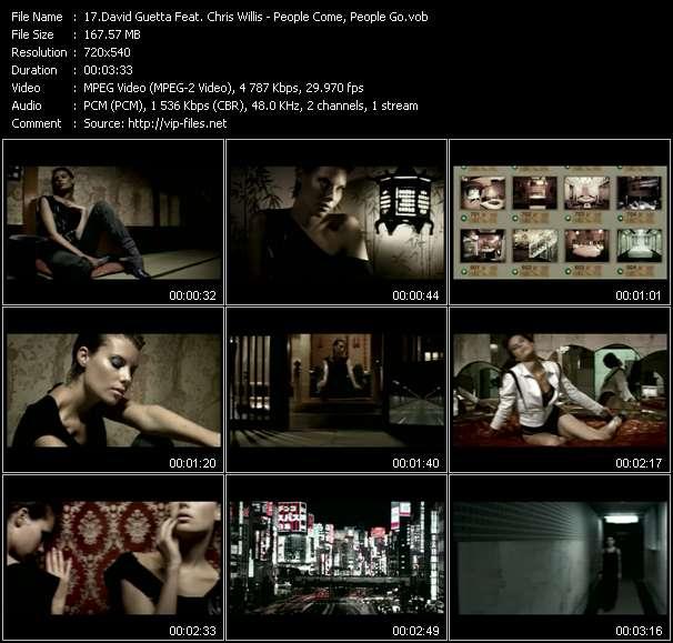 David Guetta Feat. Chris Willis video screenshot