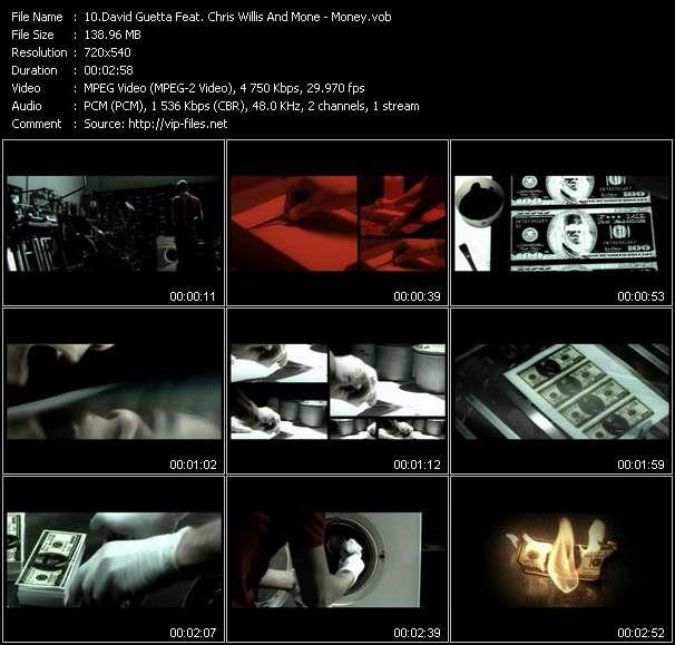 David Guetta Feat. Chris Willis And Mone video screenshot