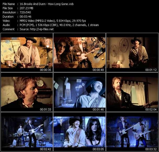 Brooks And Dunn video screenshot