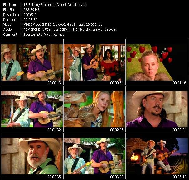 Bellamy Brothers video screenshot