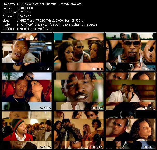 Jamie Foxx Feat. Ludacris video screenshot