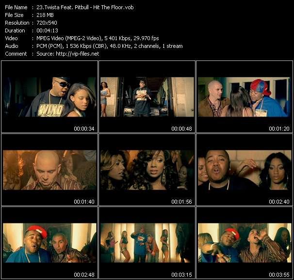 Twista Feat. Pitbull video screenshot