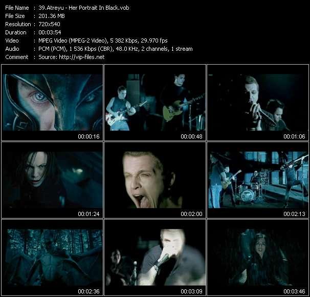 Atreyu video screenshot
