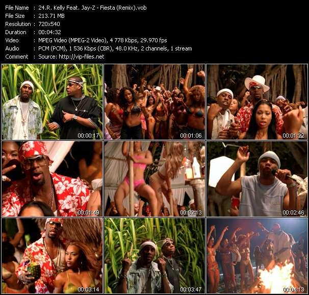R. Kelly Feat. Jay-Z video screenshot