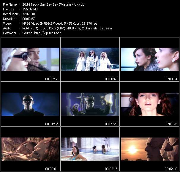 Hi Tack video screenshot