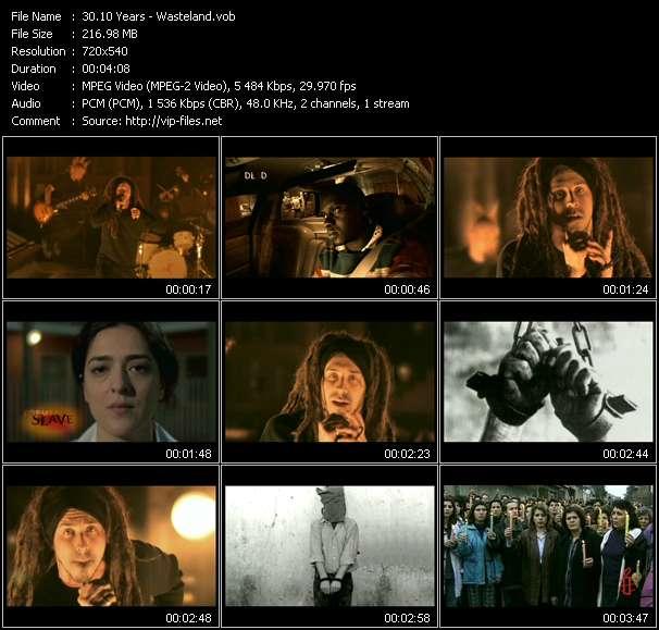 10 Years video screenshot