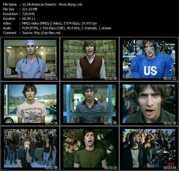 All-American Rejects video screenshot