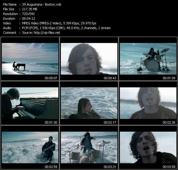 Augustana video screenshot