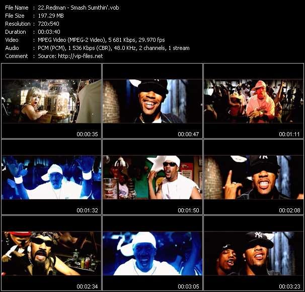 Redman video screenshot