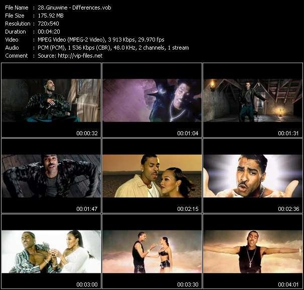 Ginuwine video screenshot