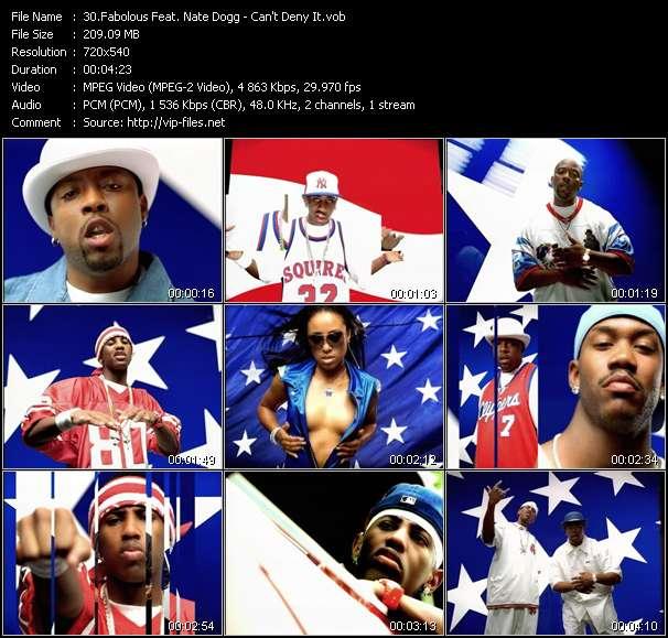 Fabolous Feat. Nate Dogg video screenshot