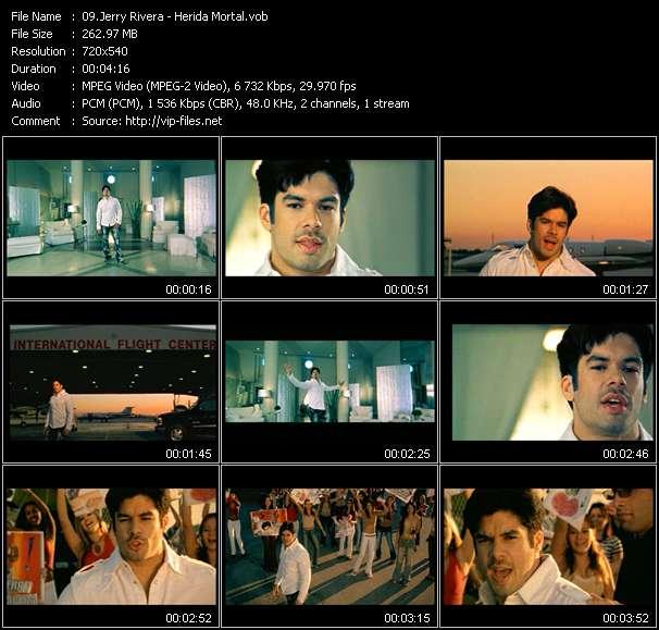 video Herida Mortal screen