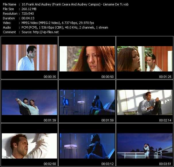 video Llename De Ti screen