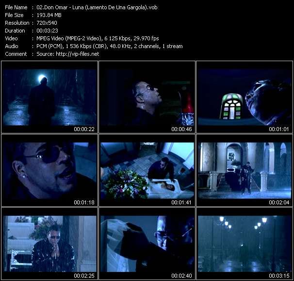 Don Omar video screenshot