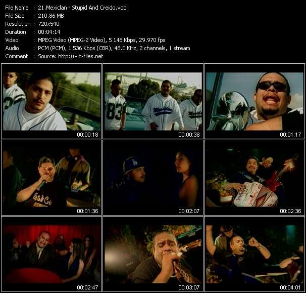 Mexiclan video screenshot