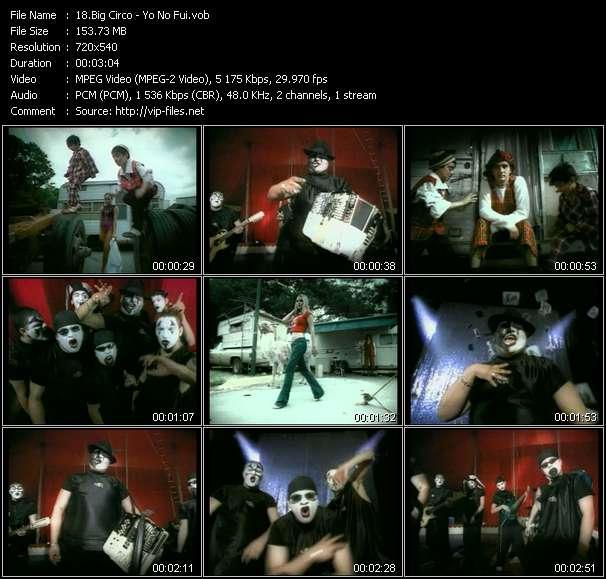 Big Circo video screenshot