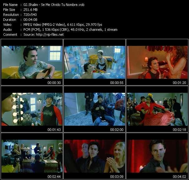 Shalim video screenshot