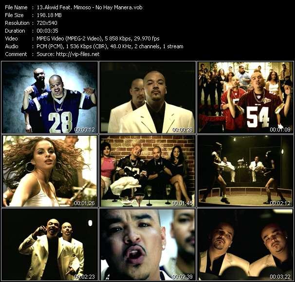 Akwid Feat. Mimoso video screenshot