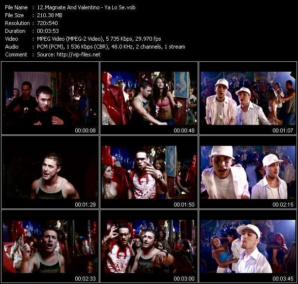 Magnate And Valentino video screenshot