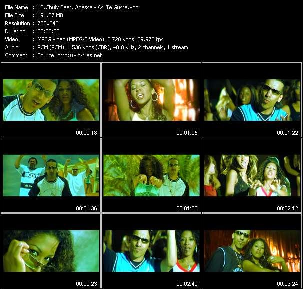 Chuly Feat. Adassa video screenshot