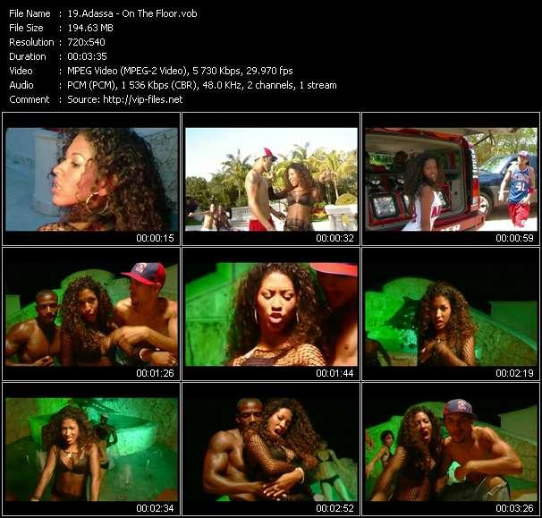 Adassa video screenshot