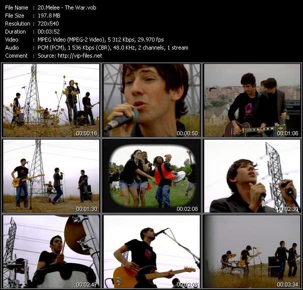 Melee video screenshot