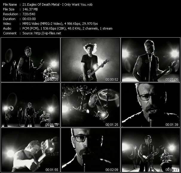 Eagles Of Death Metal video screenshot