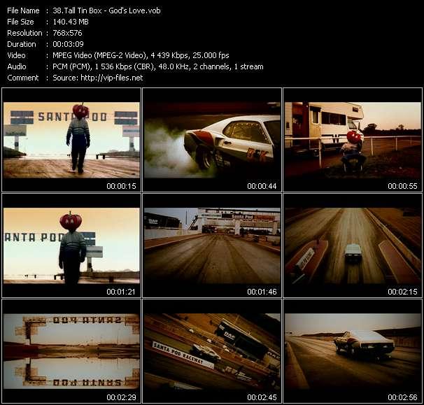 Tall Tin Box video screenshot
