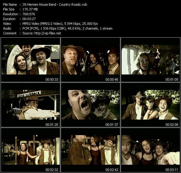 Hermes House Band video screenshot