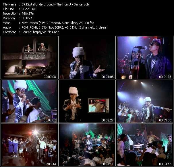 Digital Underground video screenshot