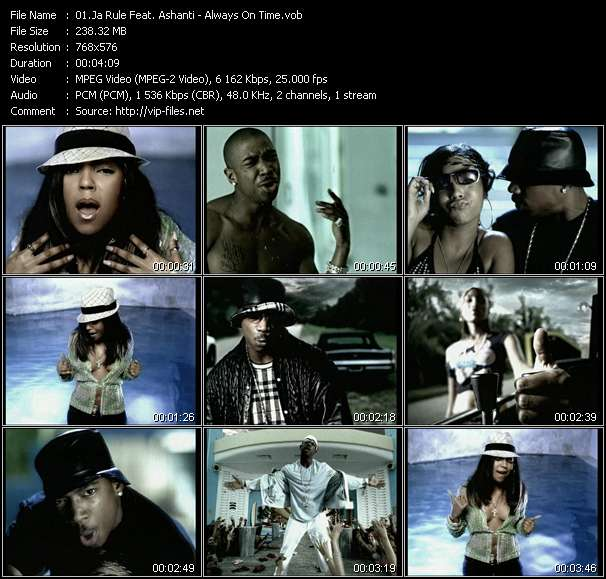 Ja Rule Feat. Ashanti video screenshot