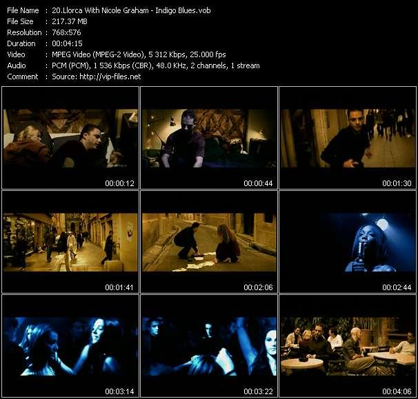 video Indigo Blues screen
