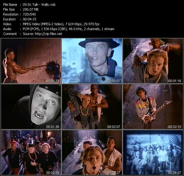 Dc Talk video screenshot