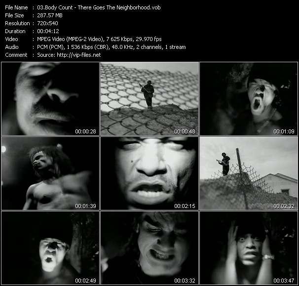 Body Count video screenshot
