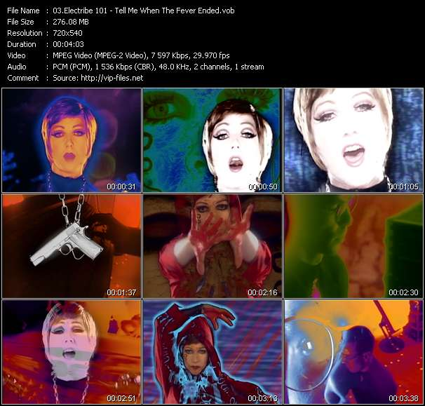Electribe 101 video screenshot