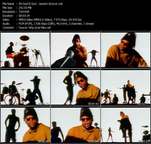 Soul II Soul video screenshot