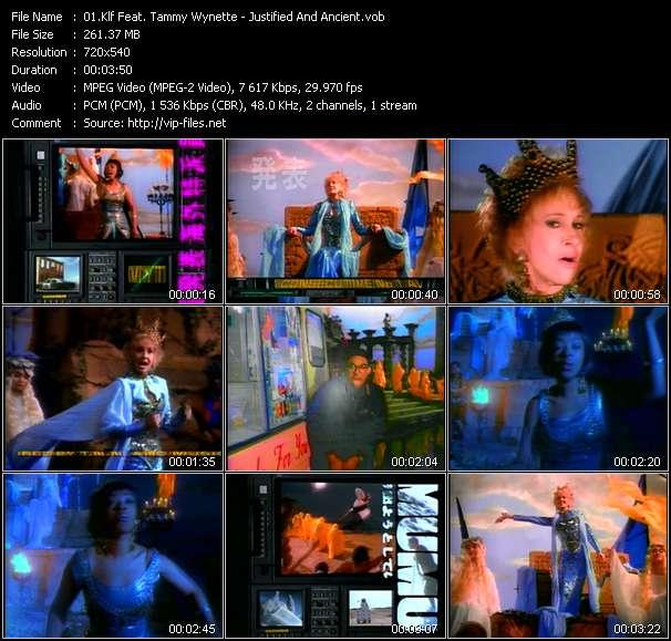 Klf Feat. Tammy Wynette video screenshot