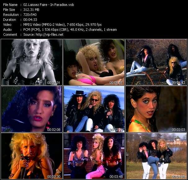 Laissez Faire video screenshot