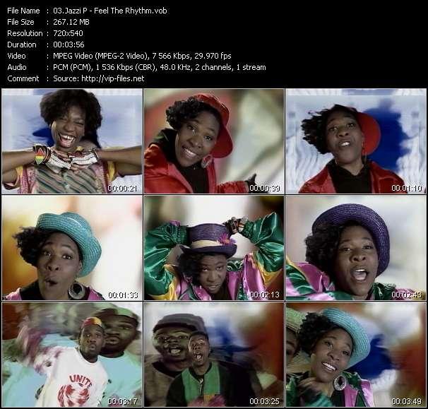 Jazzi P video screenshot