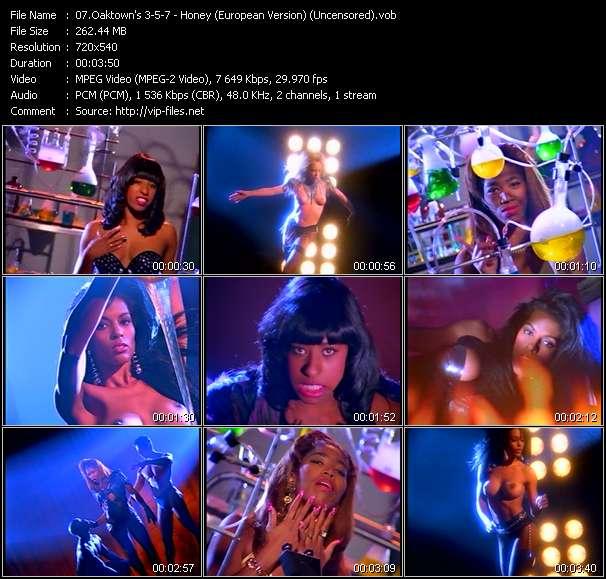 Oaktown's 3-5-7 video screenshot